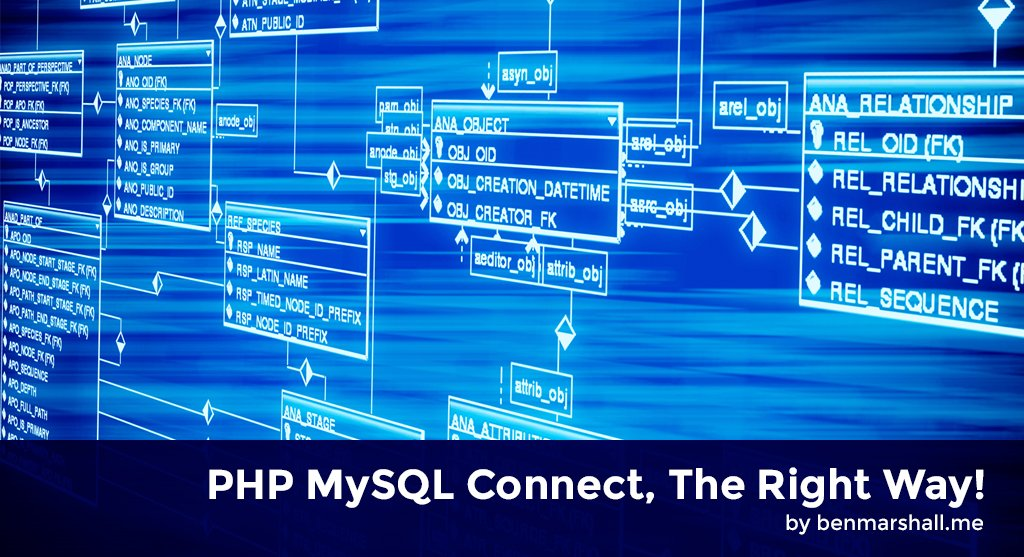 PHP MySQL Connection