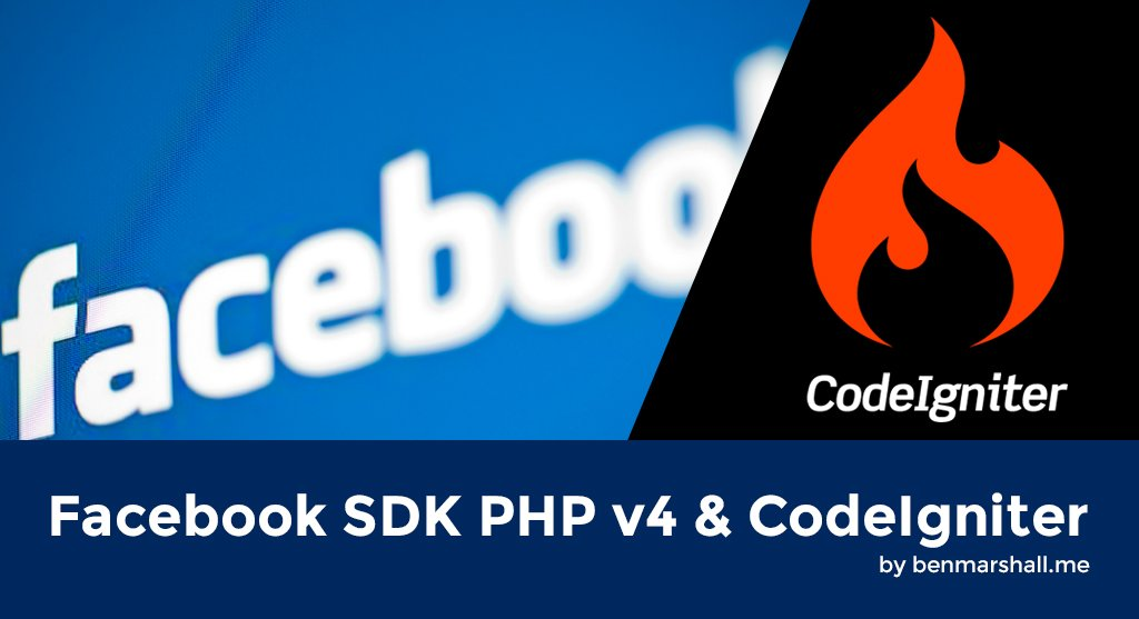 Facebook SDK PHP v4 & CodeIgniter